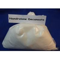 China Raw Powder Nandrolone Steroid Decanoate Pharmaceutical Grade For Muscle Growth on sale