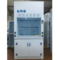 China Biology Lab Equipment Ductless PP Fume Hood For One Person , Corrosion Resistance for sale