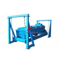Quality Square Industrial Fine Screening Wood Chips Gyratory Sifter With 1450 R/min for sale