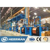 FEP / PFA / ETFE Teflon Cable Extrusion Line High Speed For Fire Resistance