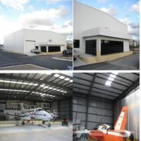 Quality modern modular cheap aircraft hangar for sale