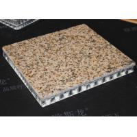 Quality Architectural Aluminum Honeycomb Panel , Building Exterior Wall Cladding Panels for sale