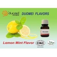Drink Lemon Flavor Green Mint Flavour Colorless To Light Yellow for sale