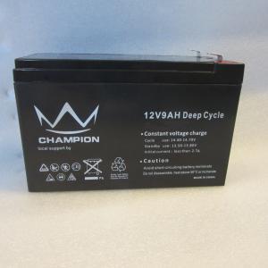 Quality F250 Terminal 12Ah 6FM12L UPS Solar Lead Acid Battery for sale