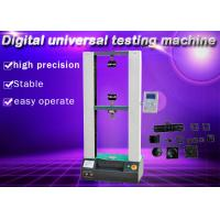 Quality Digital Adjustment Electronic Universal Testing Machine Elongation Total Extension for sale