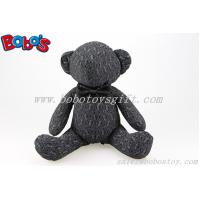 Quality Personalized Gifts Bag Customized Logo Stuffed Animal Teddy Bear Style Handbags for sale