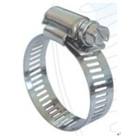Quality Short Shank Female Stainless Steel Hose Clamps Rust Proof Long Working Life for sale