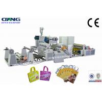 Quality Double Station Automatic Changing Rolls Laminating Film Machine High Precision for sale
