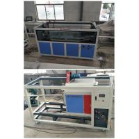 Quality New Style Plastic PVC Pipe Extrusion Line , pvc Pipe Production Line For Water Supply System for sale