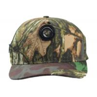 Quality Camouflage 5 Lights LED Baseball Cap For Adults Sports / Hunting Free Size for sale