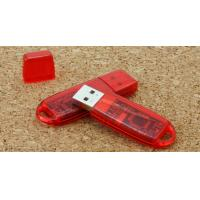 China Full Color Printing Cap Plastic USB Flash Drive With 128MB - 64GB on sale