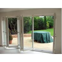 China Bifold aluminium door on sale