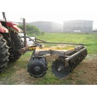 Mounted V Type Disc Harrow