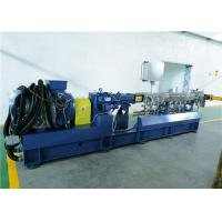 High Performance Two Screw Extruder For Plastic Compounding And Pelletizing