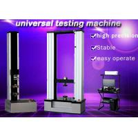 Quality Utm Material Tensile Strength Testing Machine Over Voltage Protection for sale