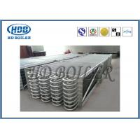 Mechanical Condensing CFB Boiler Economizer Heat Exchanger Seamless Pipe for sale