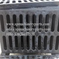 "Buy cheap OEM custom new deign product 19-1/2"" L x 11-3/4"" W x 3/4"" H cast iron heavy from wholesalers"