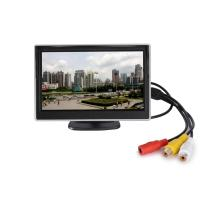 Quality 4.3 Inch Car Dashboard Monitor  Night Vision 1080P Car Reverse Camera for sale
