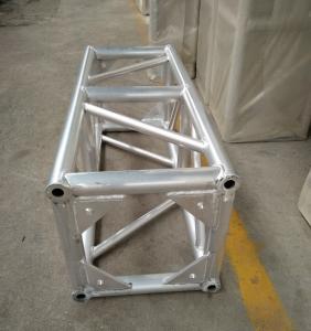 Quality 400mm Aluminum spigot Truss , exhibition Dj lighting truss with Air Bubble Film for sale