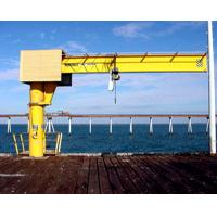 Quality 360 Slewing Degree Electric Driven fixed column Slewing 0.5t -5t Jib Crane for sale