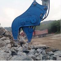 Quality Reverse Cylinder Pulverizer Attachment For Excavator Buildings Demolition for sale