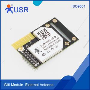 Quality [USR-WIFI232-B2] TTL UART to WIFI Module with external 3dbi antenna for sale