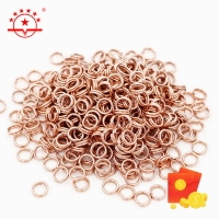 Quality Bcup-2 Bcup-3 Phosphorus Copper Welding Ring for sale