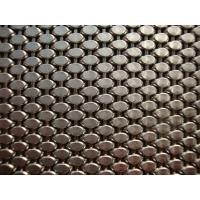 Buy cheap Elevator cladding mesh-tight wires,brushed surface,mainly for cladding in elevator or wall! from wholesalers