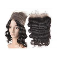 Quality Double Weft 360 Lace Human Hair Wigs Double Can Be Dyed Ironed And Restyled for sale