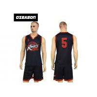 China Wholesale Custom Design Apparel Basketball Shirts With Collar on sale