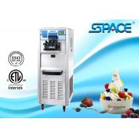 Buy cheap SPACE Commercial Soft Ice Cream Machine With 3 Flavors CE ETL Approved from wholesalers