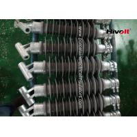 Quality 35kV Silicone Rubber Dead End Insulator For Railway System HIVOLT for sale