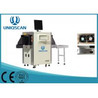L Shaped Array Detector X Ray Baggage Inspection System SF5030A Bag Scanner Machine