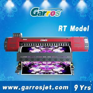 Best Hot! 1.8m Fabric Printing Machine Transfer Paper Sublimation Digital Printer wholesale
