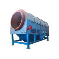 Quality Stainless Steel Trommel Vibration Separation Machines For Environmental Protection for sale