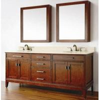Buy cheap American style vanity,undermount basin vanity,China bathroom cabinet,Used vanity from wholesalers