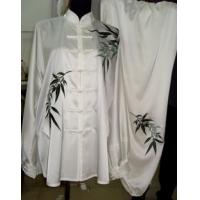 China kungfu uniforms with bamboo on sale