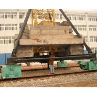 Quality track travelling tower crane Shandong Hongda for sale