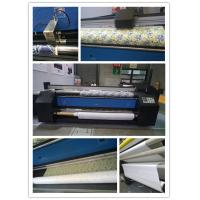 Best Auto Feed And Roll Up Directly Polyester Fabric Printing Machine wholesale