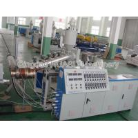 Quality High accuracy Cable Protection Pipe Extrusion Line / Electricity Huge Caliber Pipe Machinery for sale