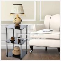 Best Square Locker for Dining Room Study Room Furniture with Tempered Toughened Glass wholesale