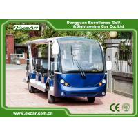 Quality 72V Trojan Battery Electric Tourist Bus Heavy Duty Axle With Differential Gear for sale