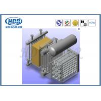 Coal Fired / Water Heat Boiler Economizer Tubes For Industrial Power Station for sale