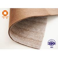 China Carpet Felt Underlay Backing Nonwoven Fabric For Auto Car Interior Floor Decoration on sale