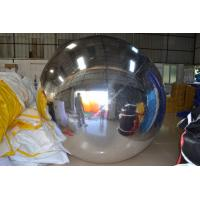 Quality Durable Charming Inflatable Advertising Balloons Mirror Toys Custom Made for sale