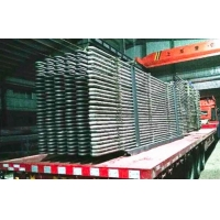 China Waste Heat Recovery CFB Boiler Membrane Water Wall Panel for sale