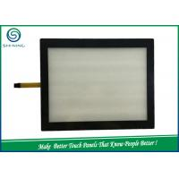 Buy cheap Flat TP 5 Wire Resistive Touch Panel / Touch Screen With Resistive Technology from wholesalers