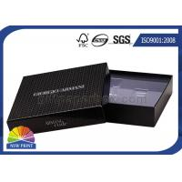 Best Full Color Printed Custom Paper Gift Box Rigid Setup Boxes with Recycled Chipboard wholesale