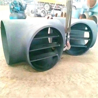 Quality ASME B16.9 Lined Pipe Fittings for sale