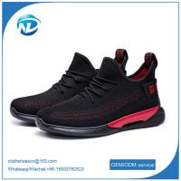 Quality high quality casual shoes New Product pvc Sole Breathable sport shoes men running for sale